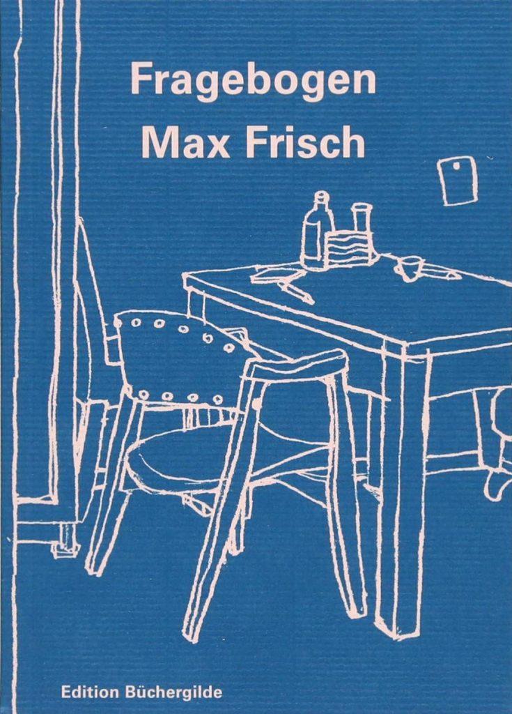 Fragebogen von Max Frisch