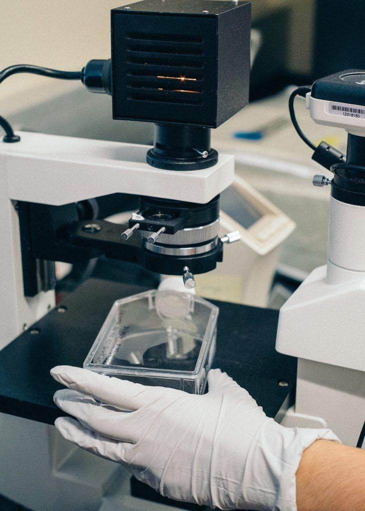 Biotech im Labor